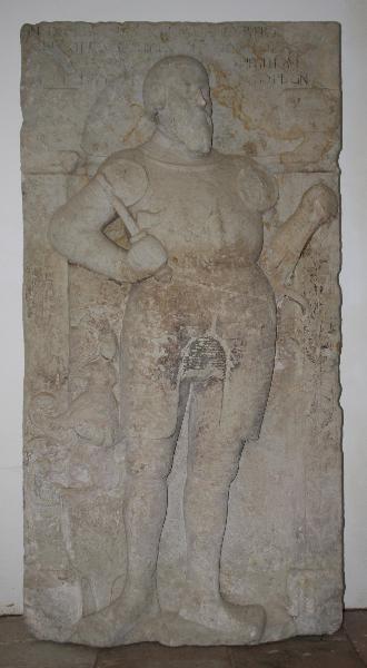 Epitaph Erasmus Spiegel Gruna