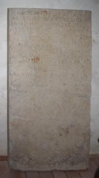 Grabplatte Anna Spiegel Gruna