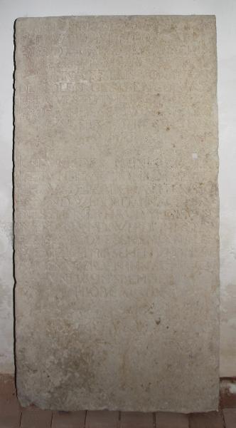Grabplatte Christina Spiegel Gruna