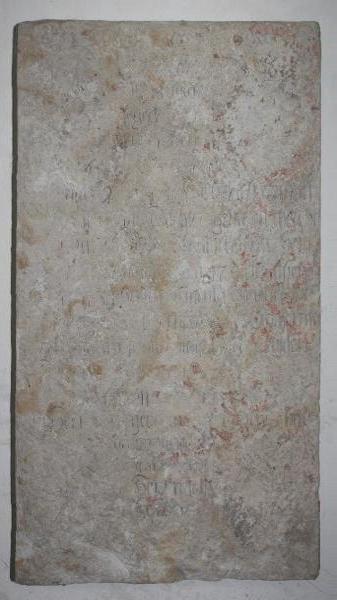 Grabplatte Maria Spiegel Gruna