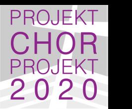 Chorprojekt 2020 Collegium Vocale Petite Messe solennelle Rossini