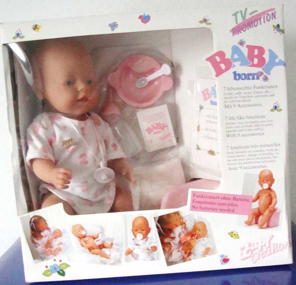 baby born weinen
