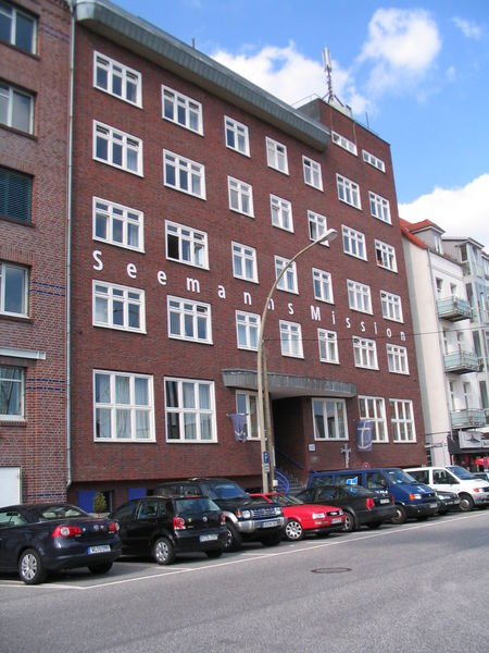 Seemannsheim Hamburg Altona