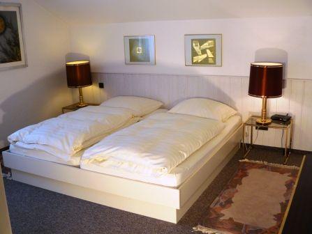 Schlafzimmer - getrennte Matratzen