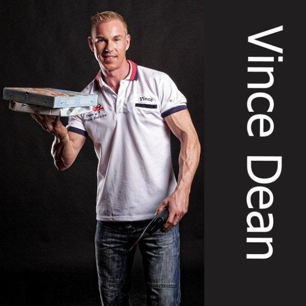 Stripper Vince aus Berlin