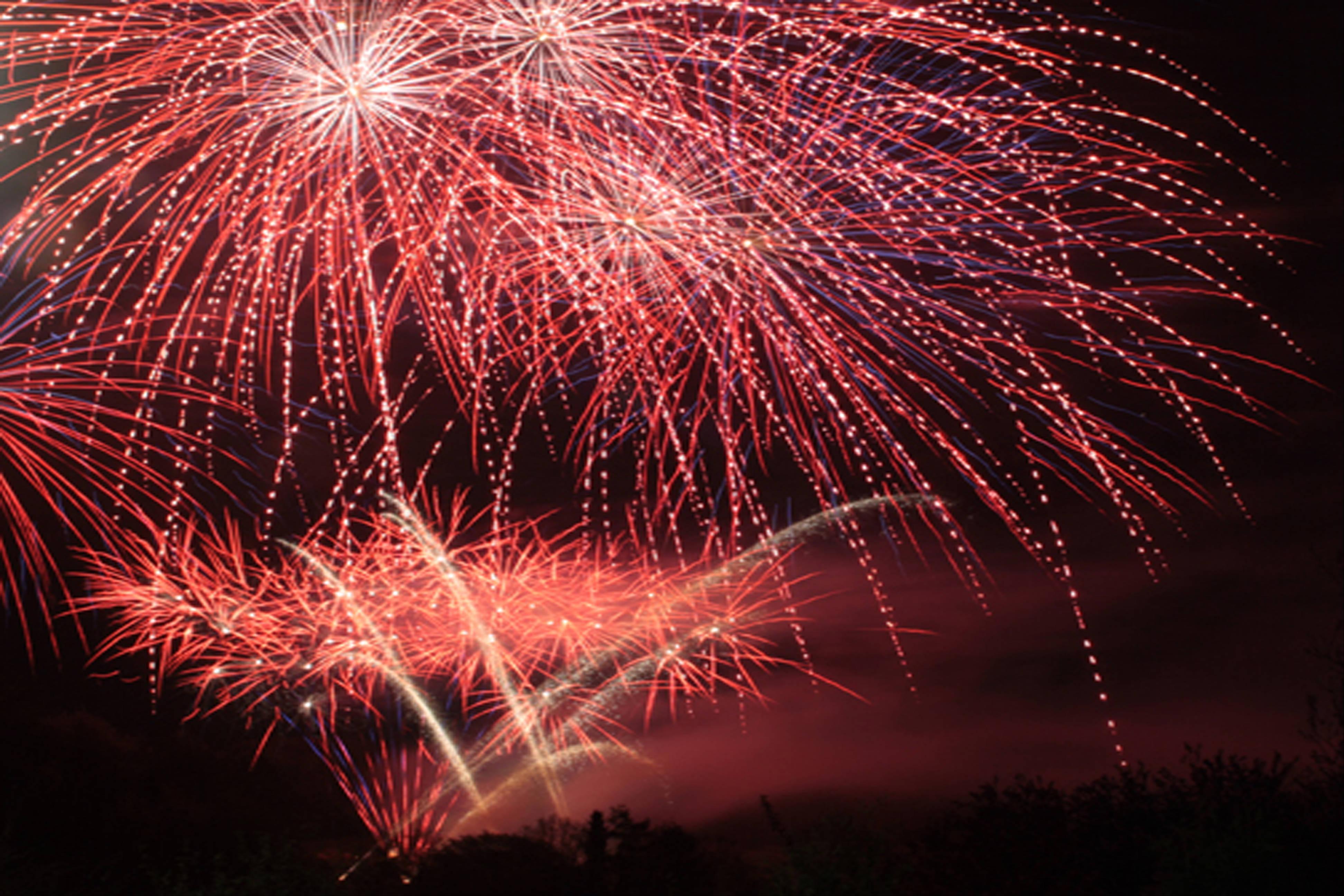 Professionelle Großfeuerwerke von Feuerwerk-Workshop für Ihre Firmenfeier, Event, Kirmes, Großveranstaltung, uvm.