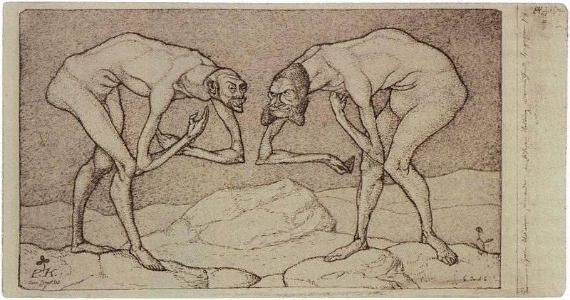 Paul Klee - Begrüssung