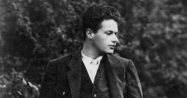 Theodor Kramer-jung