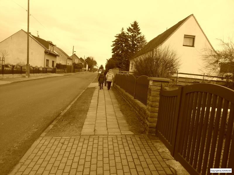 Wandererung mit Melanie, Lea, Schwiegeroma, Oli und Mandy