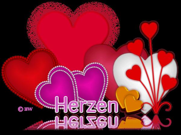 Herz, Herzen, Grafik, Clipart, Gif, kostenlos, gratis Download, mit Paint.net erstellt