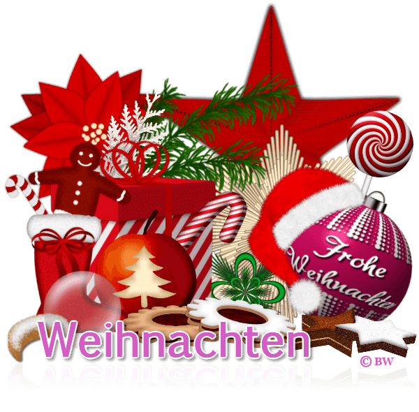 Weihnachten, Weihnachtsstern, Nikolausstiefel, Weihnachtsgebäck, Weihnachtskekse, Weihnachtskugeln, Weihnachtsmütze, Geschenk, Strohstern, Lollo, Zuckerstange, Lebkuchen, Grafik, Clipart, Gif, kostenlos, gratis Download, mit Paint.net erstellt