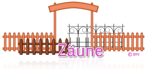 Zaun, Zäune, Grafik, Clipart, Gif, kostenlos, gratis Download, mit Paint.net erstellt