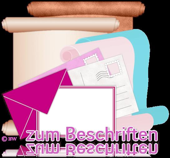 zum Beschriften, schreiben, Brief, Briefumschlag, Schriftrolle, Papyrusrolle, Karte, Postkarte, Grafik, Clipart, Gif, kostenlos, gratis Download, mit Paint.net erstellt