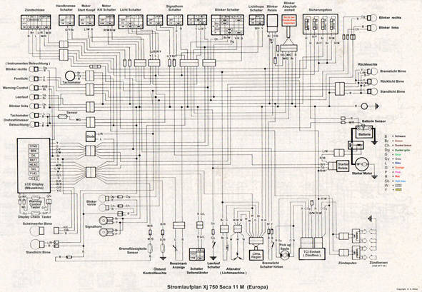 Yamaha At Wiring Diagram