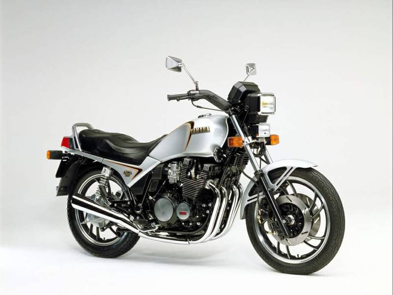 1984 Yamaha xj 750 Seca 11M