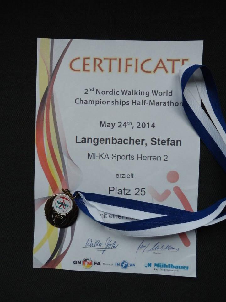 Nordic Walking und mehr Breitensport rund um Laupheim
