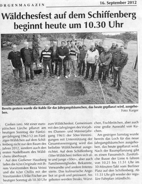 Wäldchesfest_Sonntagsmorgenmagazin