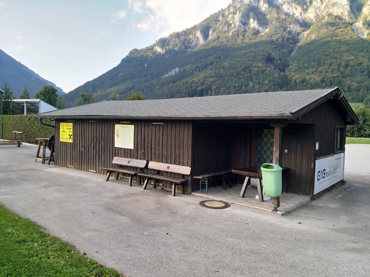 Vereinshütte 1