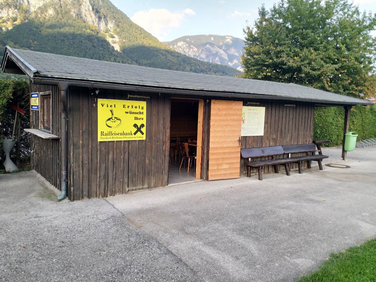 Vereinshütte 2