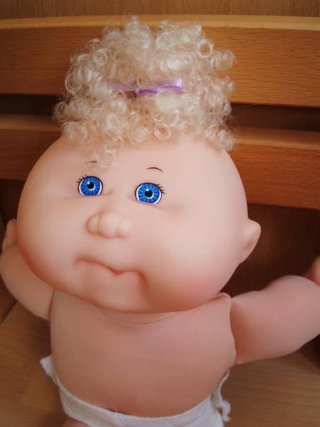 Puppe 90er