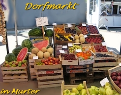 Dorfmarkt Murter Ozi Ferienhäuser und Ferienwohnungen Insel Murter Dalmatien Kroatien