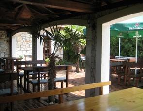 Restaurant Konoba Nona Ozi Ferienhäuser und Ferienwohnungen Insel Murter Dalmatien Kroatien