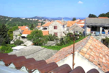 Ferienwohnung Panorama auf der Insel Murter in Dalmatien - Kroatien mieten
