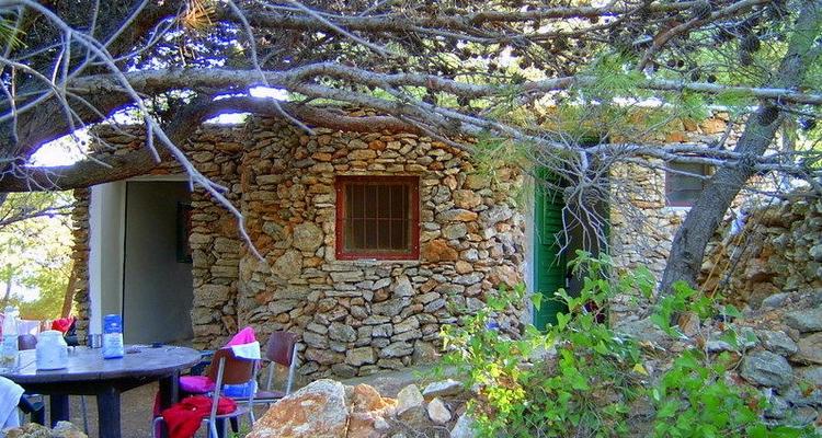 Ferienhaus Robinson auf der Insel Murter in Dalmatien - Kroatien mieten