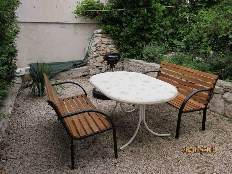 Ferienwohnung Terrassen-Studio auf der Insel Murter in Dalmatien - Kroatien mieten