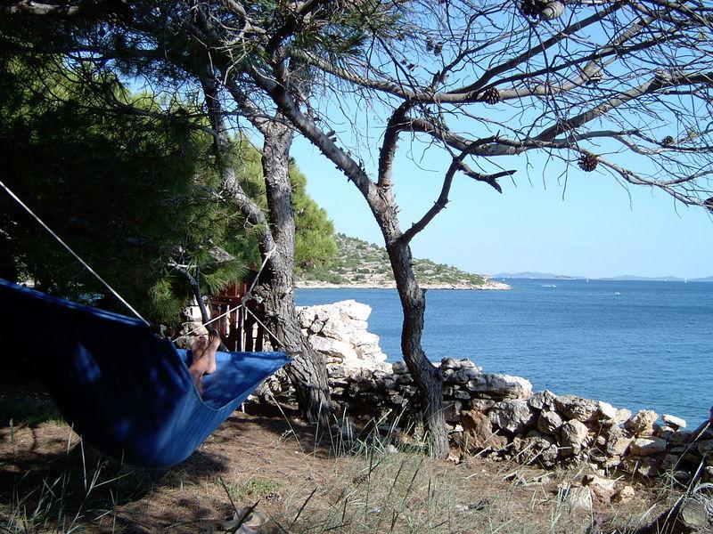 Sonnenschein in Dalmatien - Kroatien