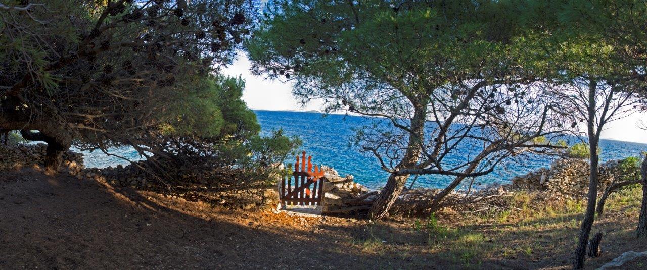 Robinsonhaus murter kroatien ferienwohnungen