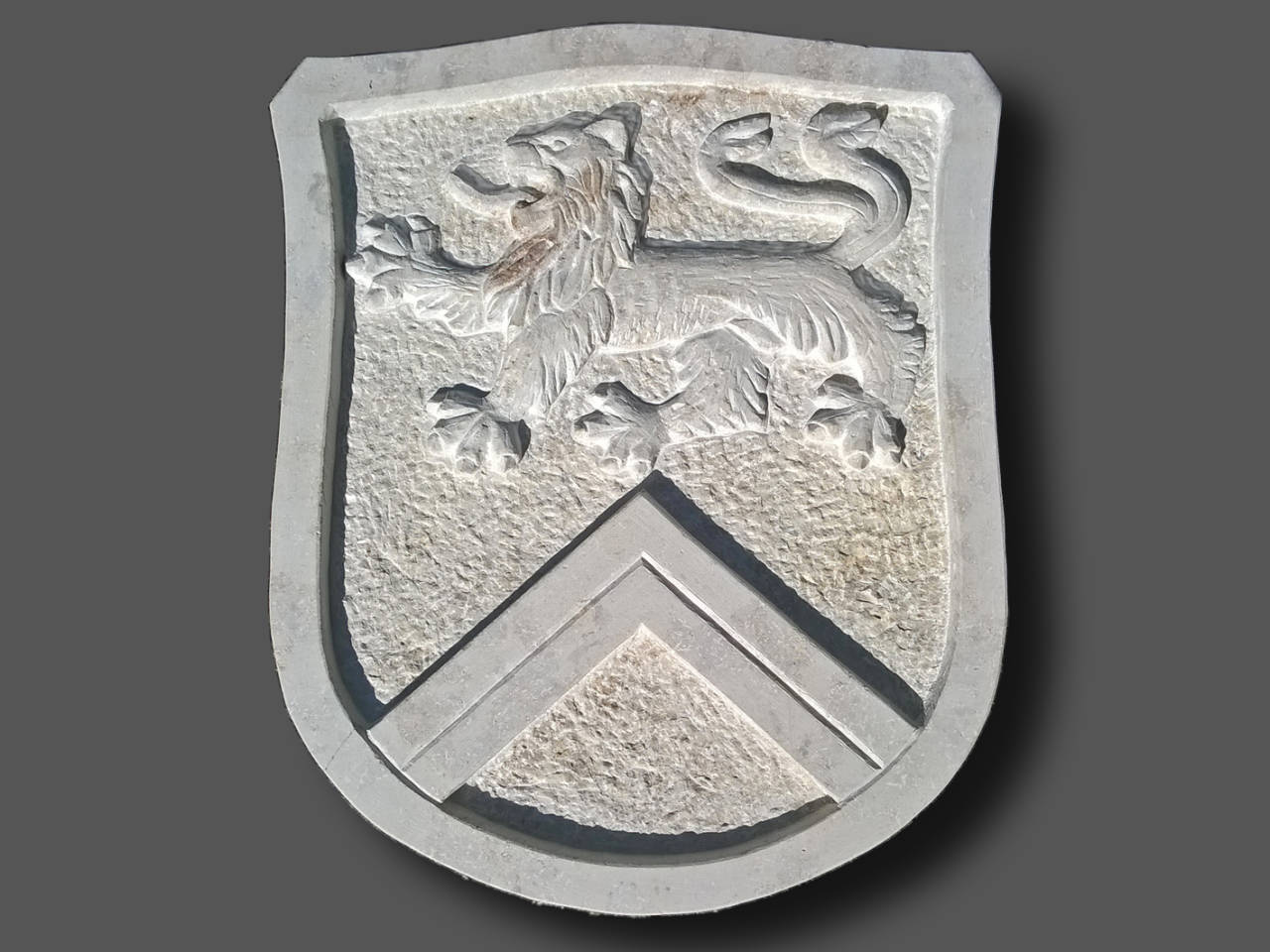 Wappen Jura Kalkstein