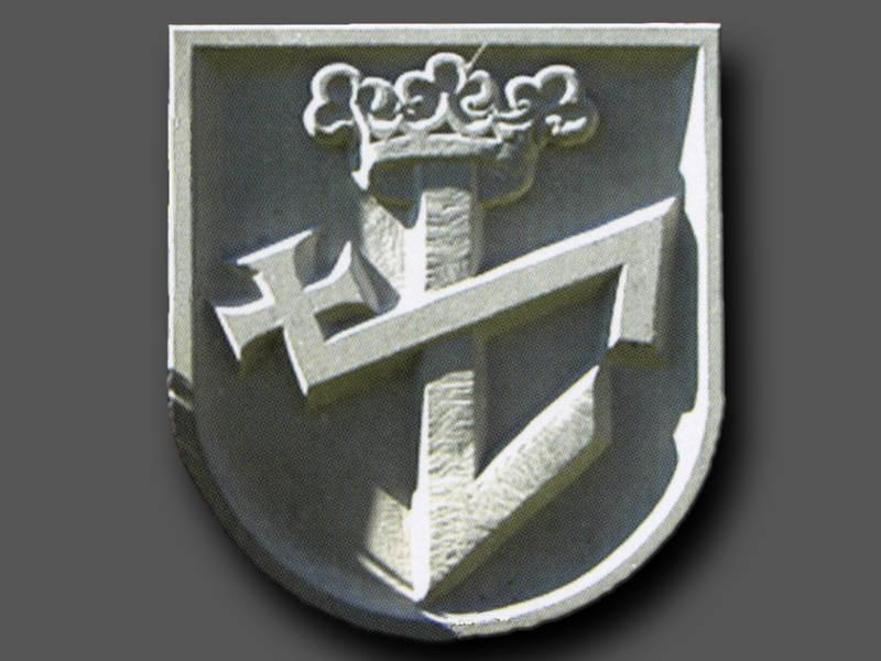 Zunftzeichen Steinmetz, Sandstein