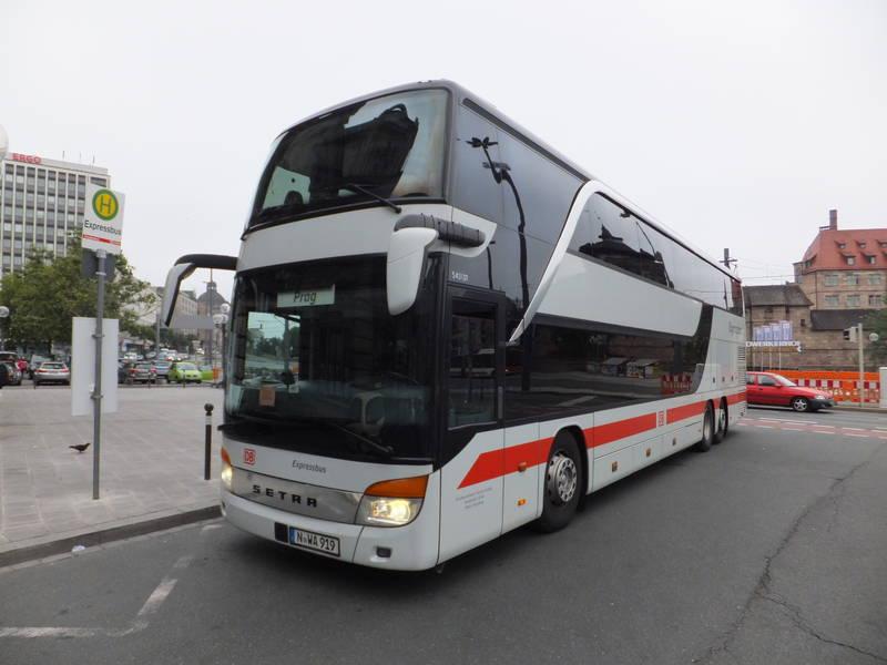 Regensburg Prag Bus