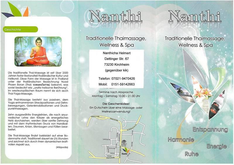 Nanthi Thaimassage