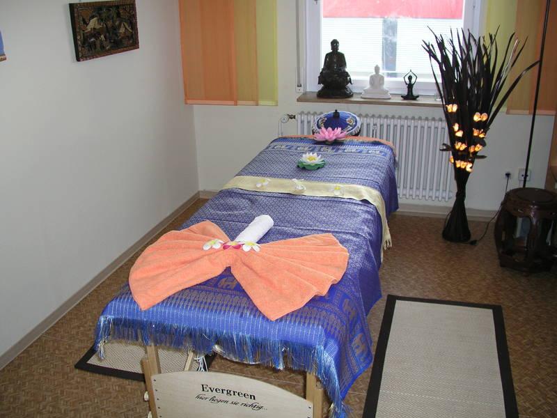 Thai massage kirchheim