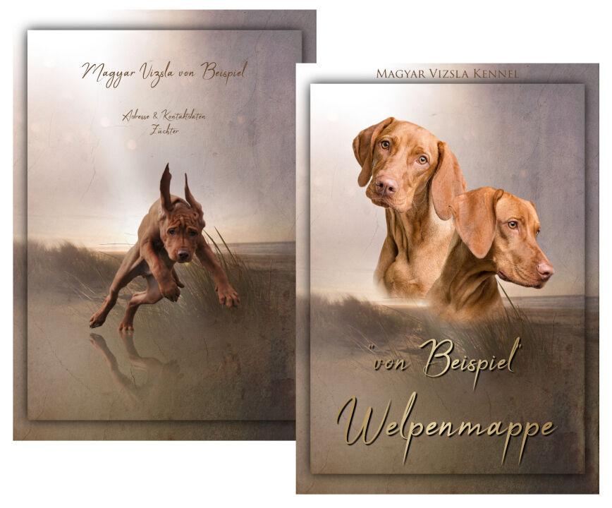 Welpenmappe Nadine's Hundedress