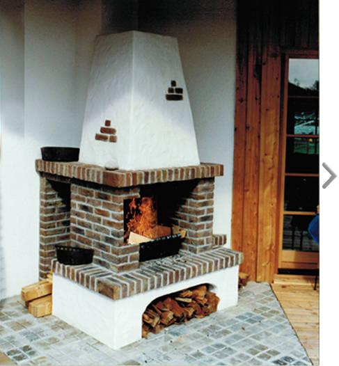 Outdoor Feuerstellen - Griller Fotostrecke