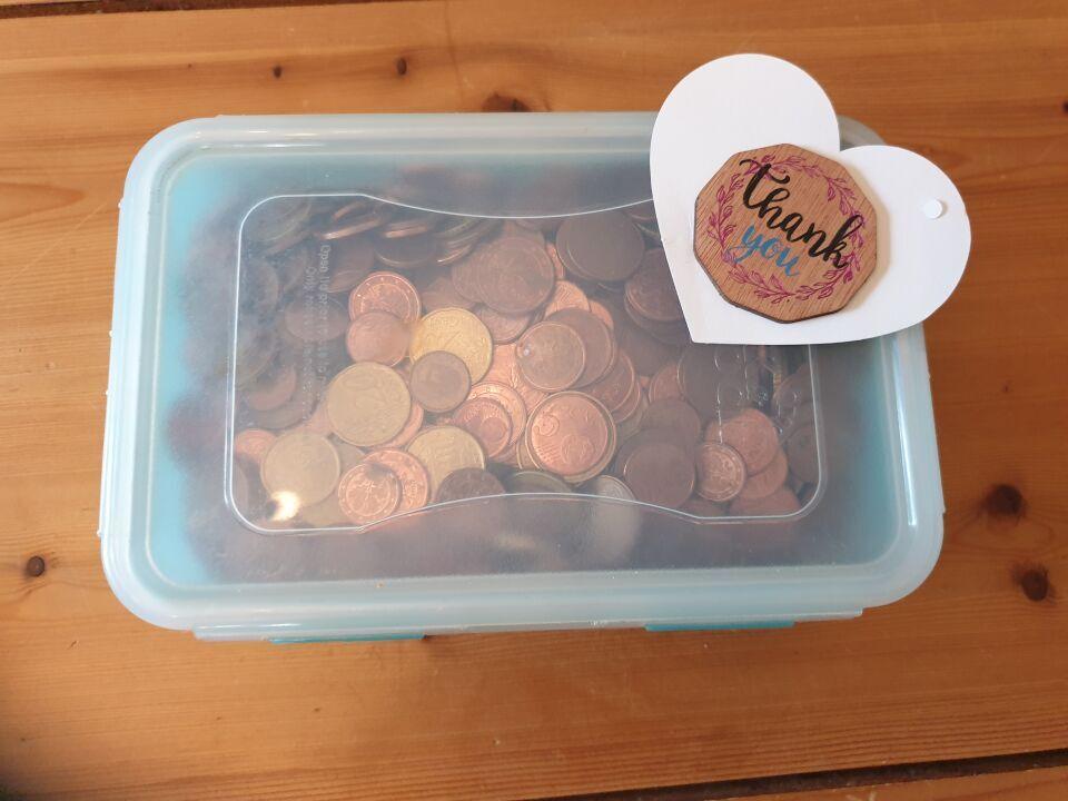 Spende von Birgit