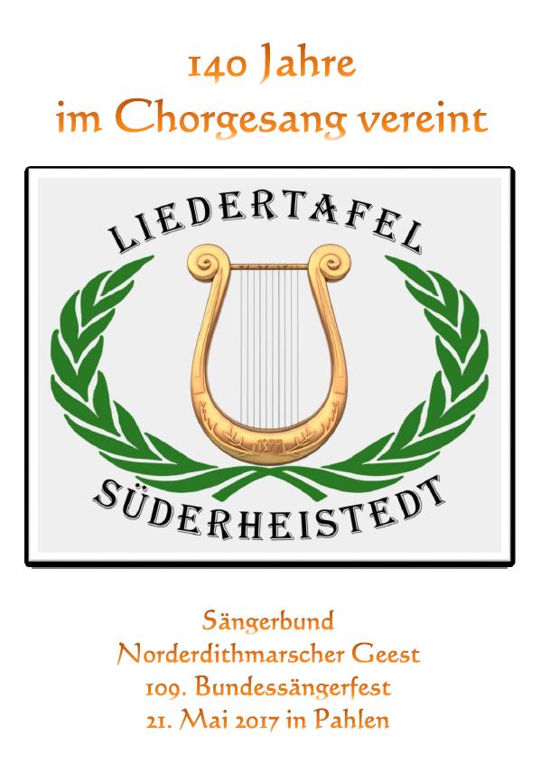 140 Jahre Liedertafel Süderheistedt