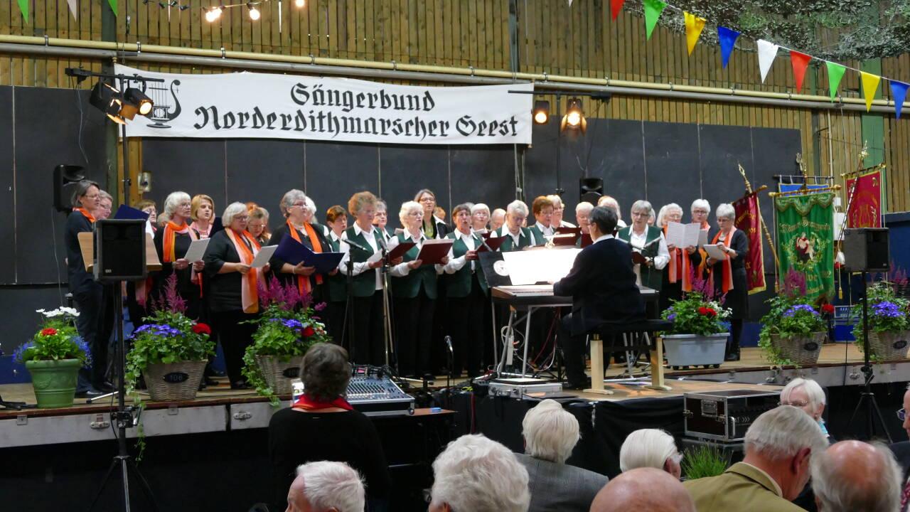 Gemeinsame gemischte Chöre Dellstedt und Delve
