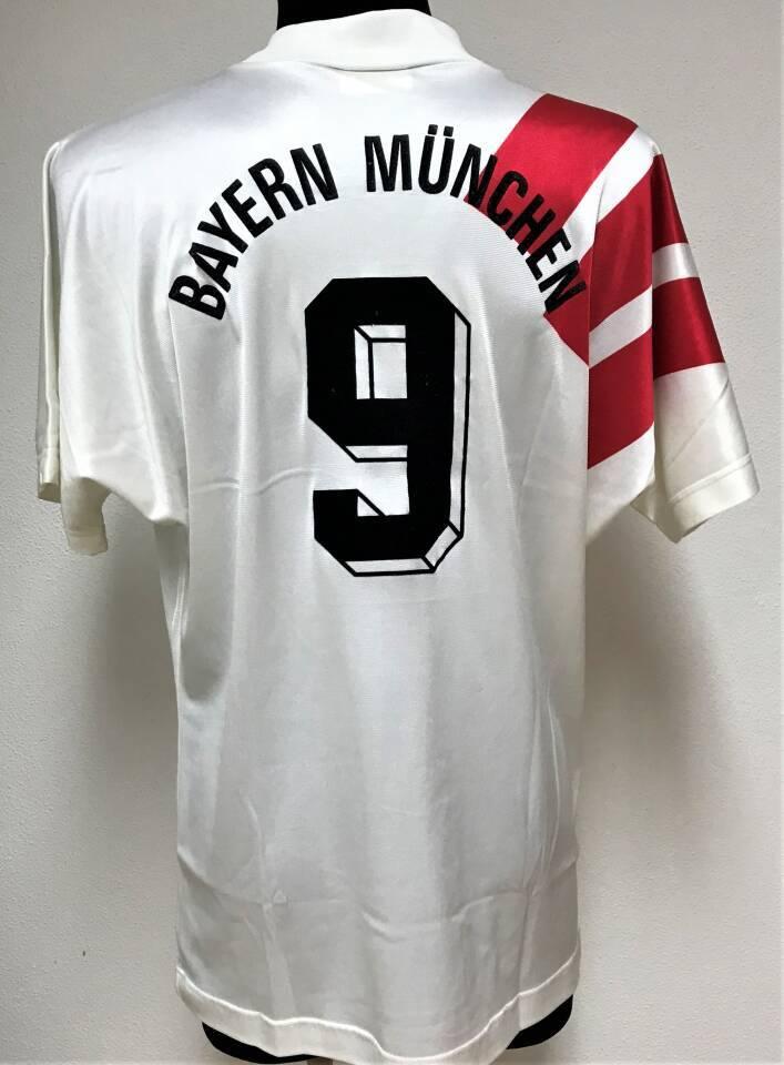 Adidas FC Bayern München Trikot 5 Thomas Helmer 19951996