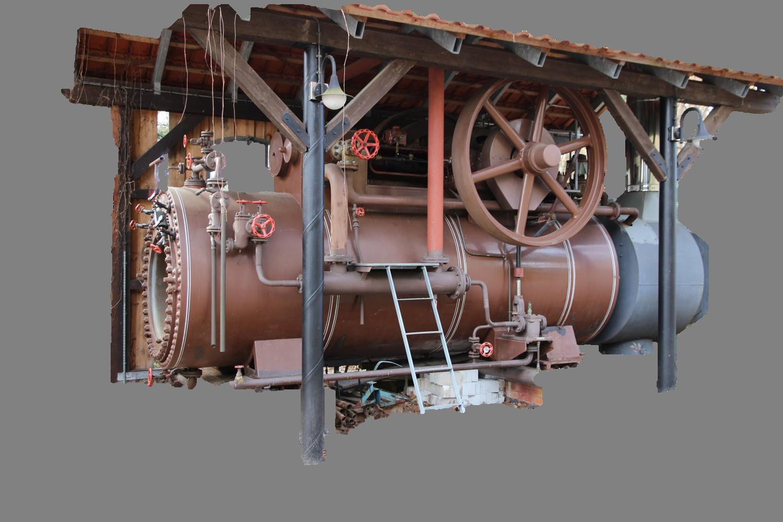 Damfmaschinenausstellung in Goyatz